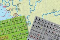 D-Day Tribute Map & Counters