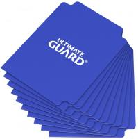 67mm x 93mm Card Dividers - Blue (10)