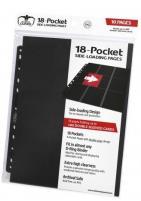 18 Pocket Side-Loading Pages - Black (10)