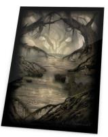 Printed Sleeves - Swamp, Lands Edition (80)