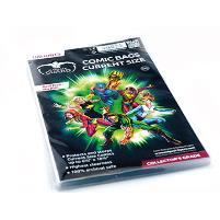 Comic Bags - Current (10 Packs of 100)
