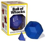 Ball of Whacks - All Blue
