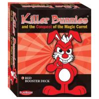 Killer Bunnies and the Conquest of the Magic Carrot - Red Booster Deck