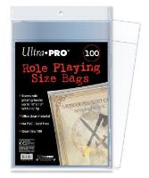 Role Playing Size Bags (100) (2015 Edition)