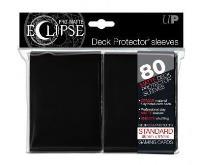 Pro-Matte Eclipse Card Sleeves - Black (80)