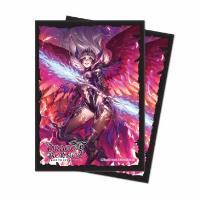 DragoBorne Standard Deck Sleeves - Red Angel (65)