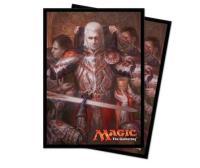 Card Sleeves - Commander 2017, Vampiric Bloodlust (120)