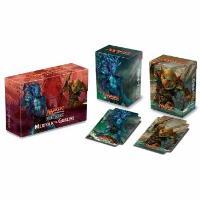 Duel Deck Box - Merfolk vs. Goblins