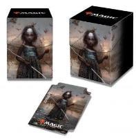 Pro-100+ Deck Box - Aminatou, The Fateshifter