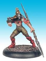 Retiarius - Advancing