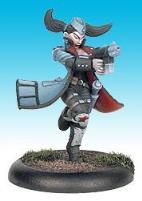 Female Suppressor Sergeant Firing #2