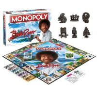 Monopoly - Bob Ross Edition