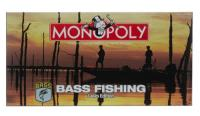 Monopoly - Bass Fishing Lakes Edition