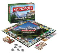 Monopoly - National Parks Edition (2nd Edition)