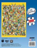 Simpsons - Cast of Thousands