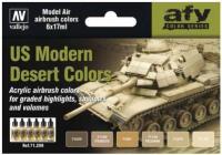 AFV Color Series - US Modern Desert Colors