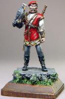 Gerrard Longfellow - Royal Falconer