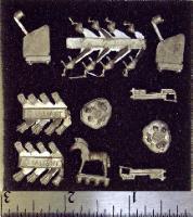 Siege and Caravan Accessory Kit