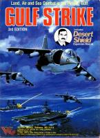 Gulf Strike (3rd Edition) w/Desert Shield