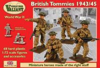 British Tommies 1943-45
