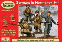 Germans in Normandy 1944