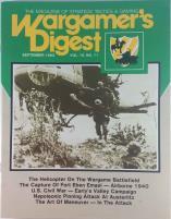 "Vol. 10, #11 ""Helicopters in Wargaming, Austerlitz, US Civil War"""