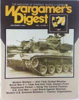 """Vol. 10, #1 """"The Battle of Bentonville, Anti-Tank Guided Missiles and Their Capabilities"""""""