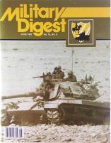 "Vol. 14, #6 ""The Use of Smoke in Ground Combat, Panzer Warfare, The Arab-Israeli War"""
