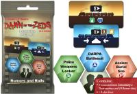 Dawn of the Zeds (3rd Edition) - Expansion Pack #3, Rumors and Rails