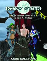 Victory System, The - Core Rulebook