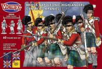 British Napoleonic Highlanders - Center Companies