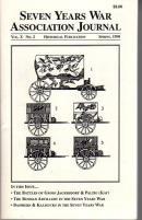"""Vol. 10, #2 """"Battle of Gross Jagersdorf, Russian Artillery, Bashkirs & Kalmucks"""""""