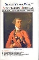 "Vol. 11, #3 ""Battle of Wandiwash, Espionage, Horace St. Paul"""