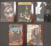Vampire - The Requiem Supplement Collection - 5 Books!
