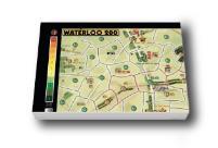 Waterloo 200 - Mounted Map (2017 Edition)