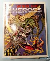 Web of Heroes
