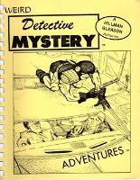 Weird Detective Mystery Adventures