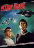 Star Trek - The Adventure Game
