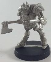 Raider Robot #1