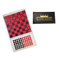 Checkbook Magnetic Checkers