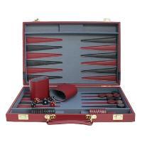 Backgammon Red/Black
