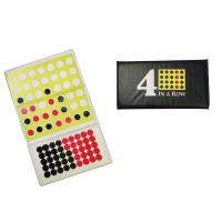 Checkbook Magnetic 4 in a Row