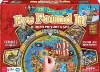 Journey Through Time Eye Found It! - Hidden Picture Game