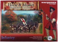 War of the Spanish Succession - Infantry