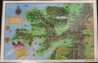"Warhammer World Map 33"" x 22"" (Promo)"
