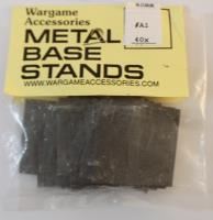 Metal Base Stand - 40mm x 40mm (25)