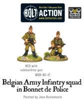 Belgian Infantry Squad (Police)