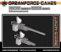 Leviathan - Beowulf Artillery/Grendel Siege Gun