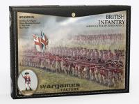 American War of Independence - British Infantry