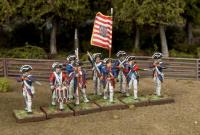 American War of Independence - Continentals